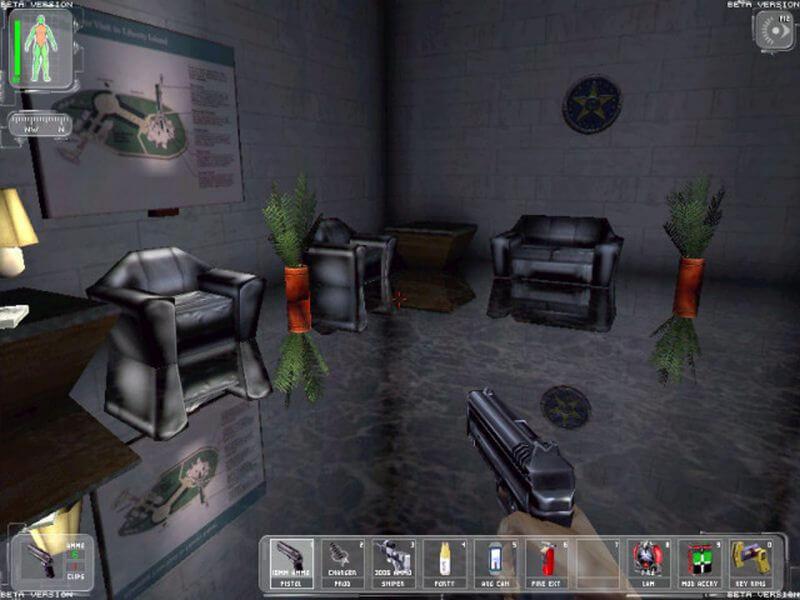 Убийство повстанцев – Deus Ex