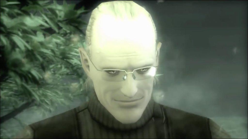 Призраки в битве с Sorrow– Metal Gear Solid 3