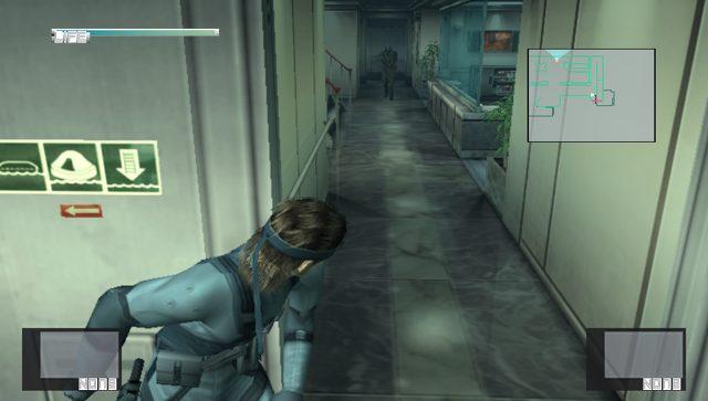 Стрельба по чайкам – Metal Gear Solid 2