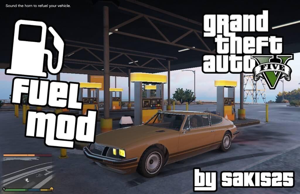 Fuel Script Mod