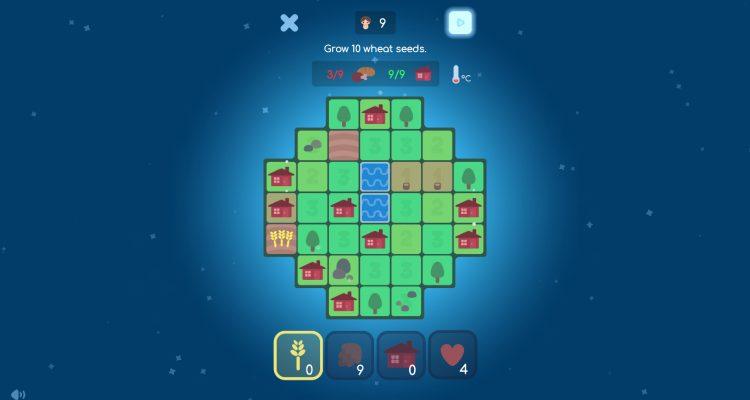 Постройте деревню в Habitat — браузерной игре о строительстве
