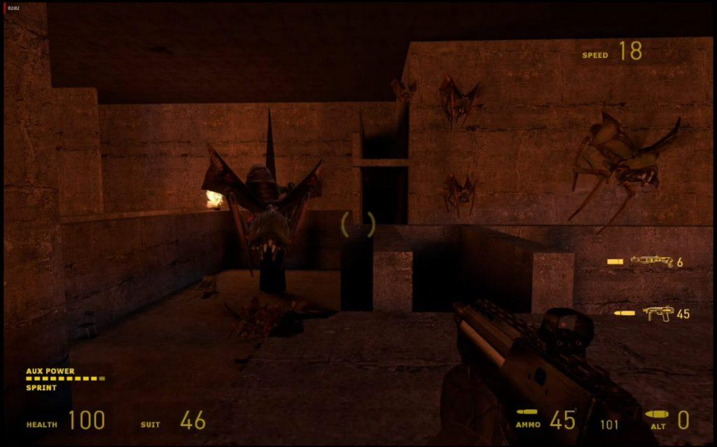 Мод для Half-Life 2 позволит вам прыгать на головы противников, как Super Mario