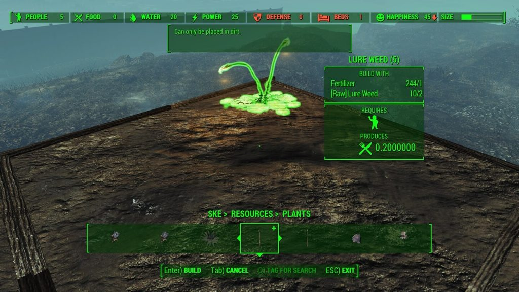 Приманка из водорослей (Fallout 4 - Far Harbor DLC)