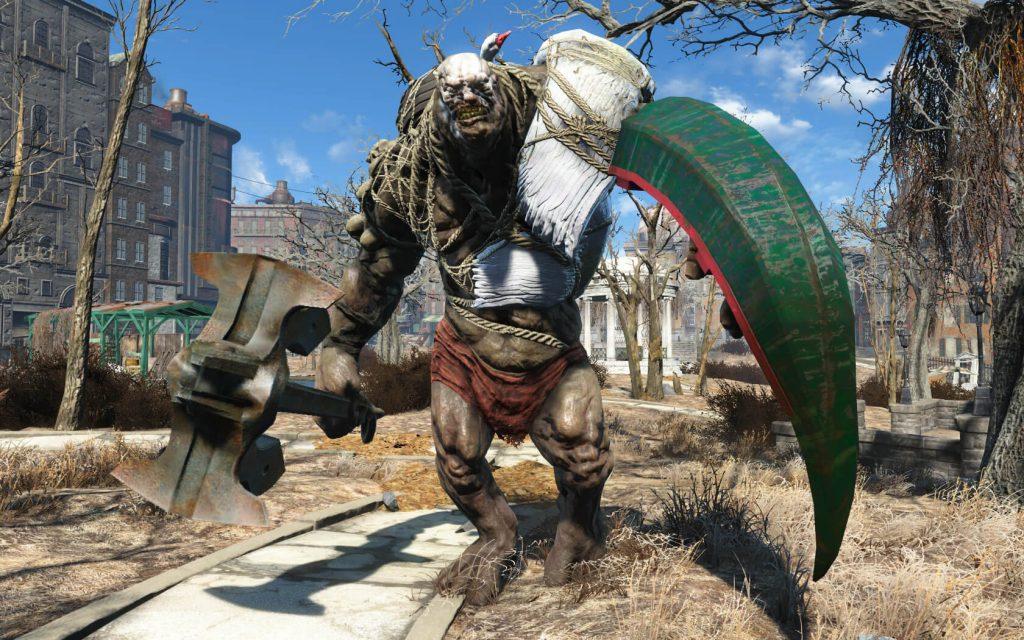 Лебедь (Fallout 4)