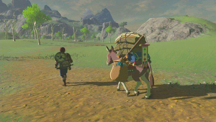 Торговцы (The Legend of Zelda: Breath of the Wild)