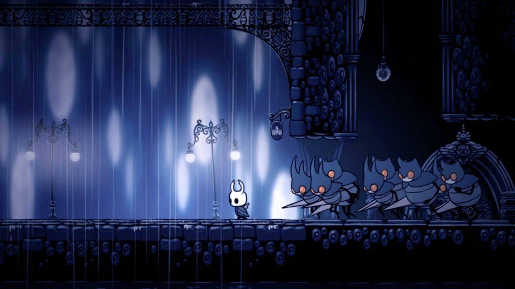 Бедные личинки в плену (Hollow Knight)