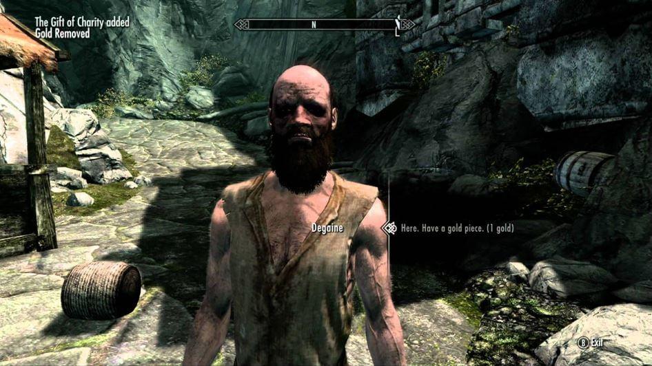 5 скрытых способностей в Elder Scrolls V: Skyrim