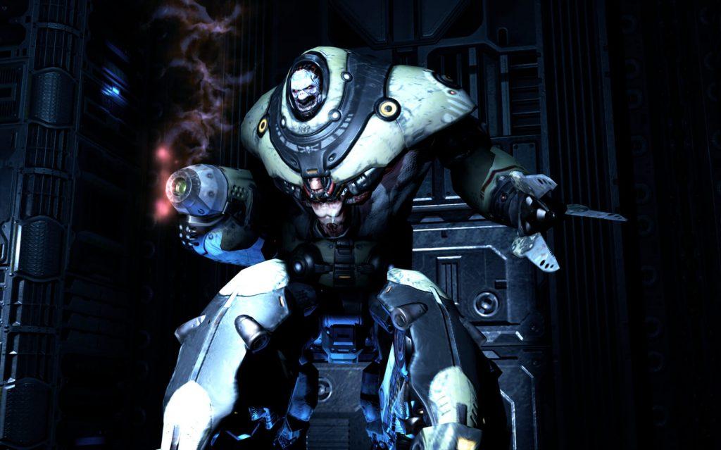 Макрон – Quake IV
