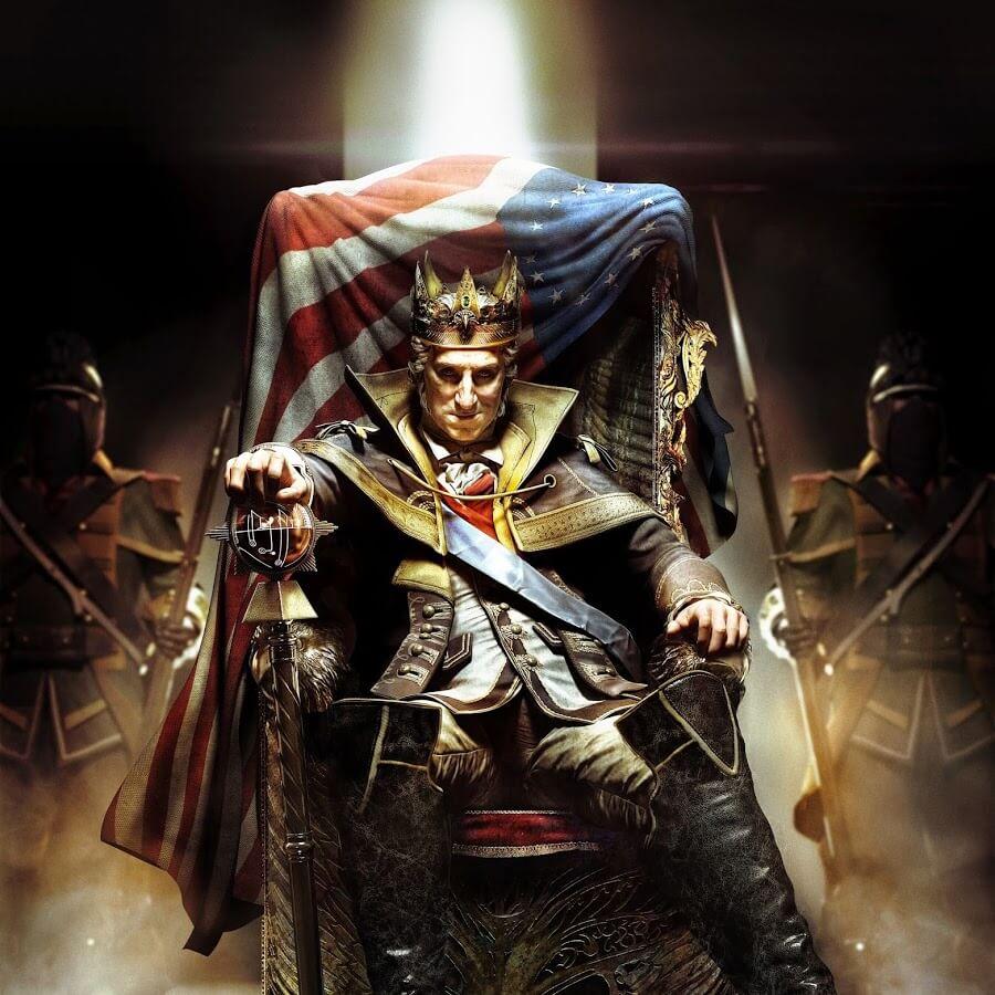 Джордж Вашингтон – Assassin's Creed 3 DLC