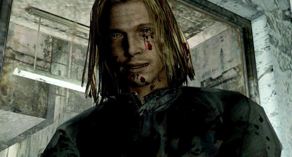 Уолтер Салливан– Silent Hill 4