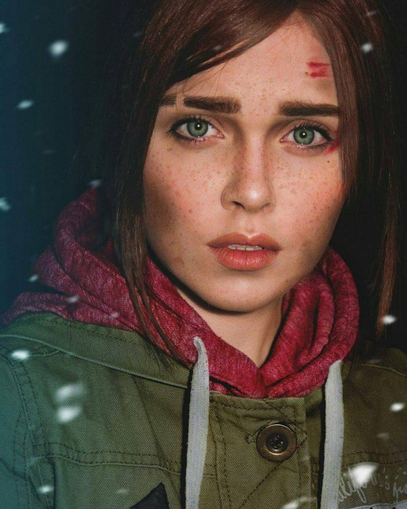 Элли из The Last Of Us