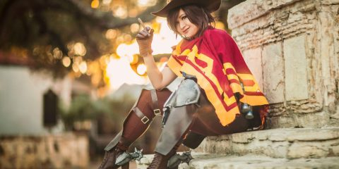 Как вы, Lady McCree