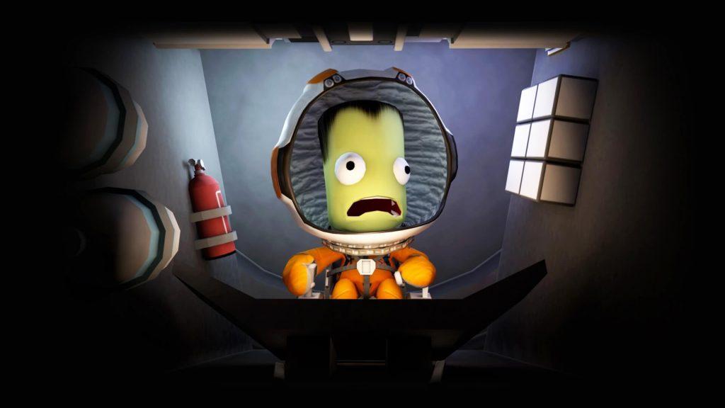 Мод для Kerbal Space Program воссоздает события романа Марсианин