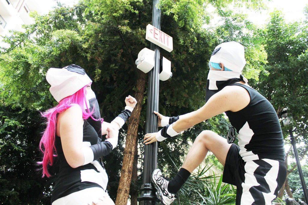 Команда Череп из Pokemon приходит на Magfest