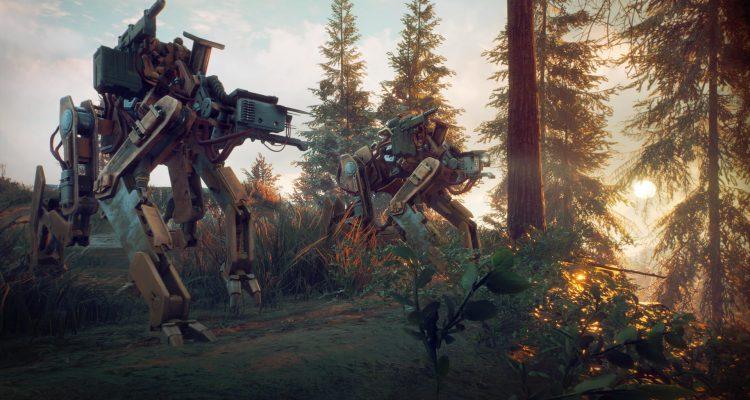 Кооператив с элементами выживания Generation Zero: трейлер с геймплеем