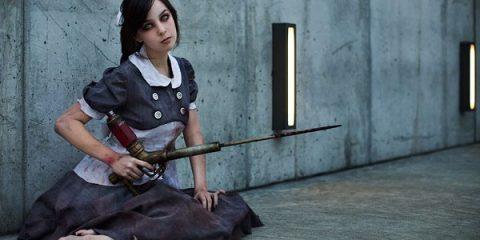 Косплей BioShock претворяется в жизнь при помощи Моники Ли