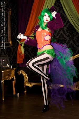 Джокер от AlienQueen