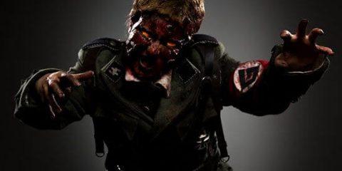Косплей на Call of Duty: Джаггернаут, Nazi Zombies и пр.