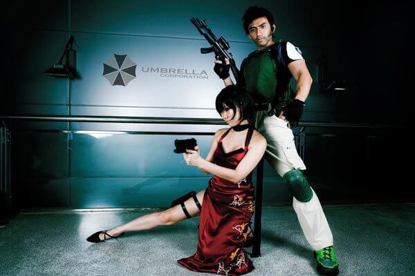 Косплей на Resident Evil: множество лиц Ады Вонг