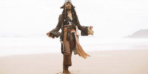 Косплей Пиратов Карибского моря верен на все 100%