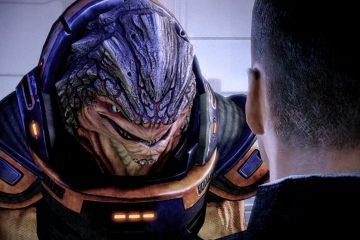 Текстурный мод для Mass Effect значительно усовершенствует основных персонажей