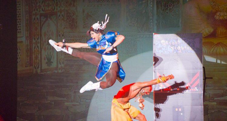 Мексика выиграла Всемирный саммит косплея вместе со Street Fighter II