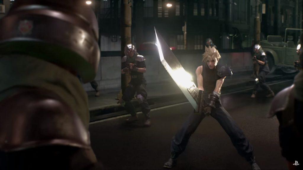 Buster Sword (Final Fantasy VII)