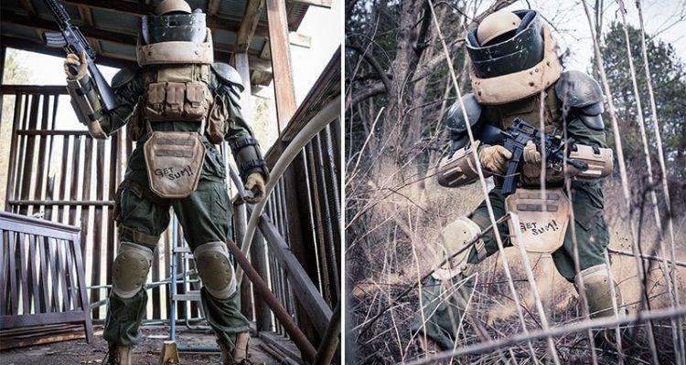 Немного косплея Call Of Duty