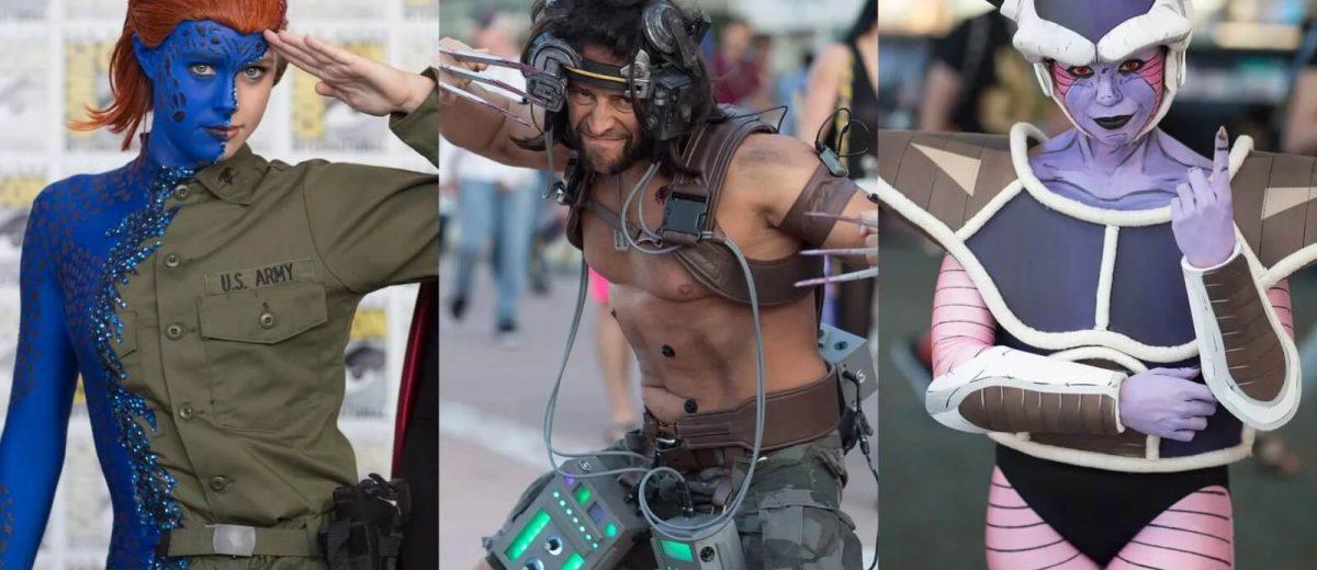 Немного отличного косплея Сан-Диего Comic-Con 2018