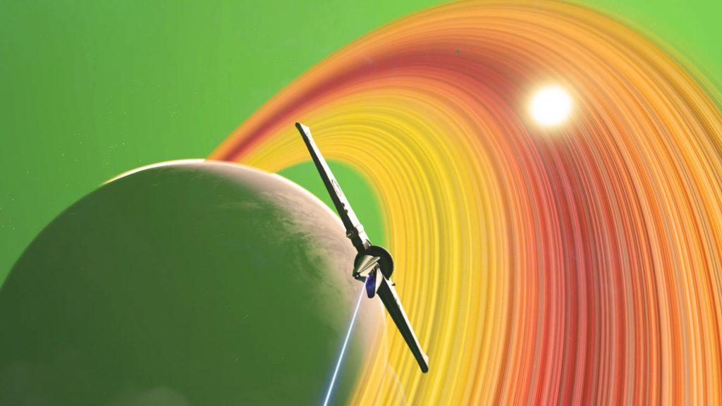 Добавьте красок к вашим планетам No Man's Sky Next c этим красочным модом