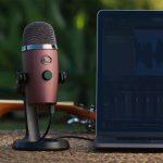 Новый миниатюрный микрофон от Blue после слияния с Logitech