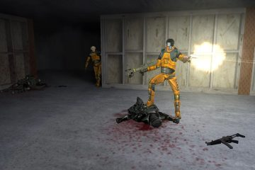 Occult Scrim переносит Half Life в режим от третьего лица и улучшает AI противников