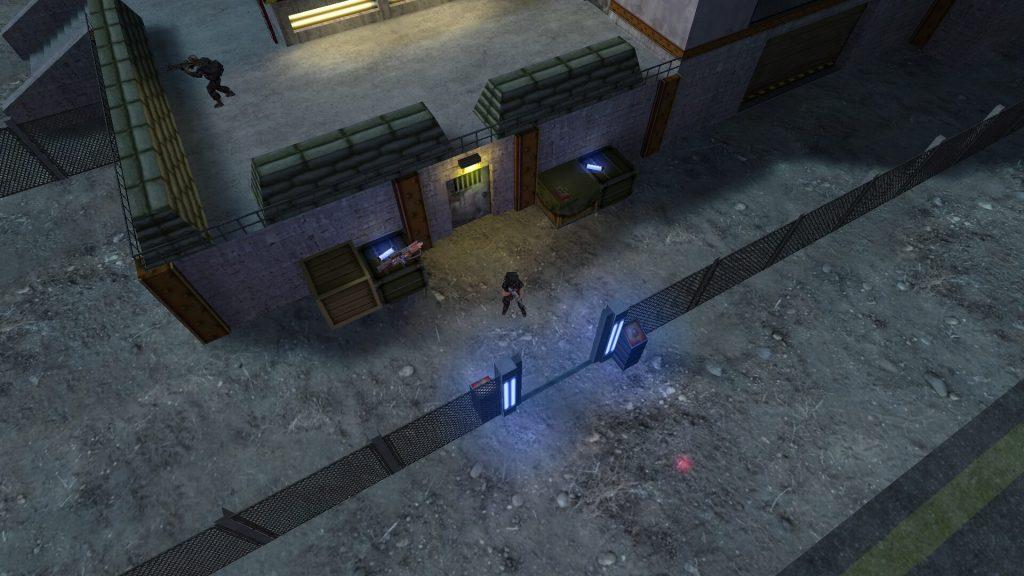 Occult Scrim переносит Half-Life в режим от третьего лица и улучшает AI противников