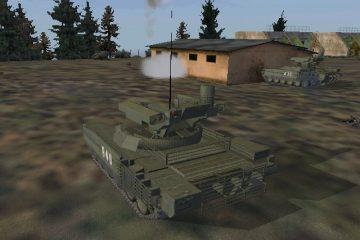 BMP T-72 для Operation Flashpoint