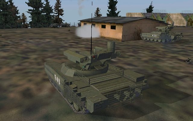 BMP T-72 для Operation Flashpoint