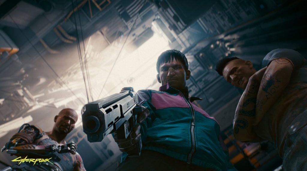 Опубликовано несколько новых скриншотов из Cyberpunk 2077
