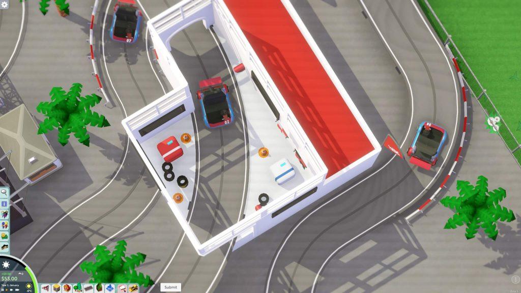 Parkitect возрождает классический симулятор аттракционов