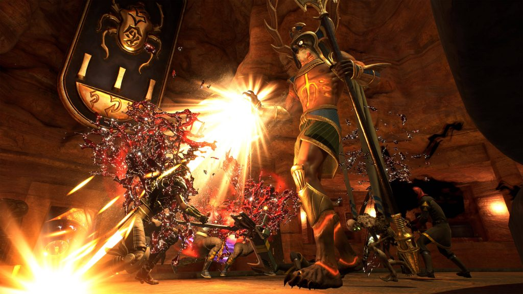 Первый трейлер амбициозной Action RPG под названием Breach от бывших разработчиков из BioWare