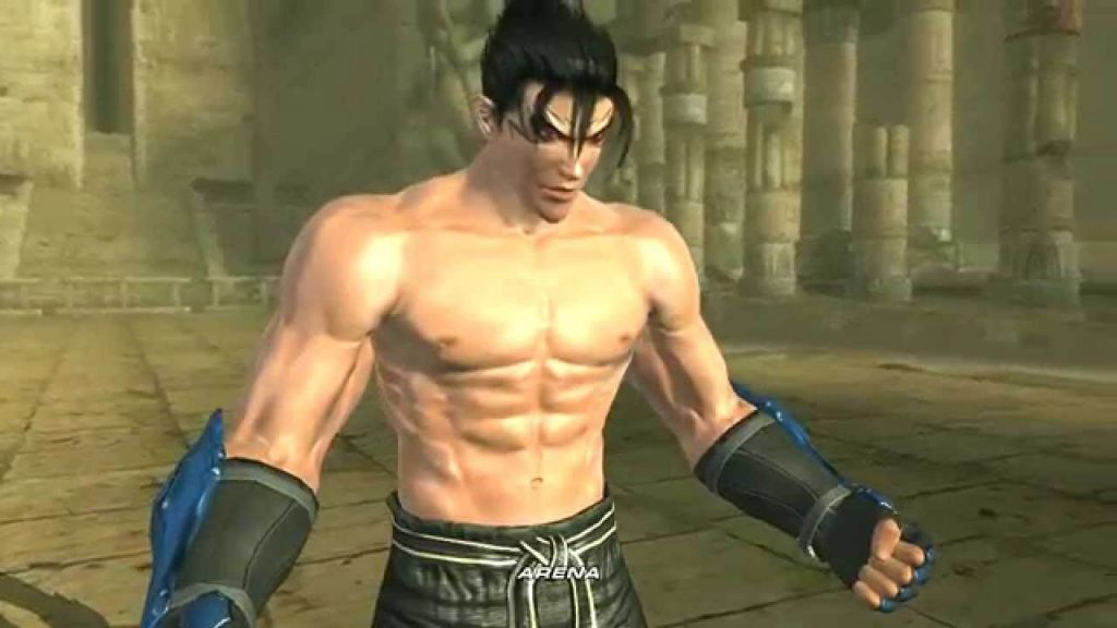 Джин Казама - Tekken 6