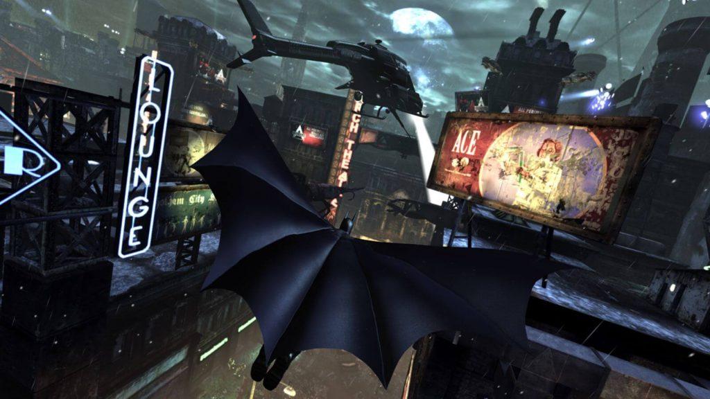 Хьюго Стрейндж - Batman: Arkham City