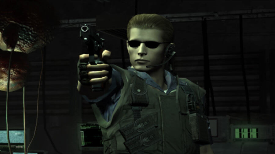 Альберт Вескер – Resident Evil 1