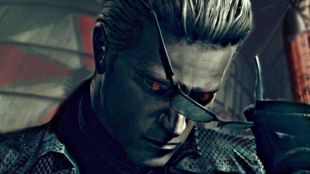 Альберт Вескер – Resident Evil 5