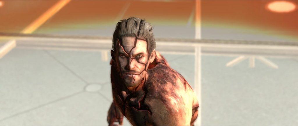 Дерек К. Симмонс – Resident Evil 6