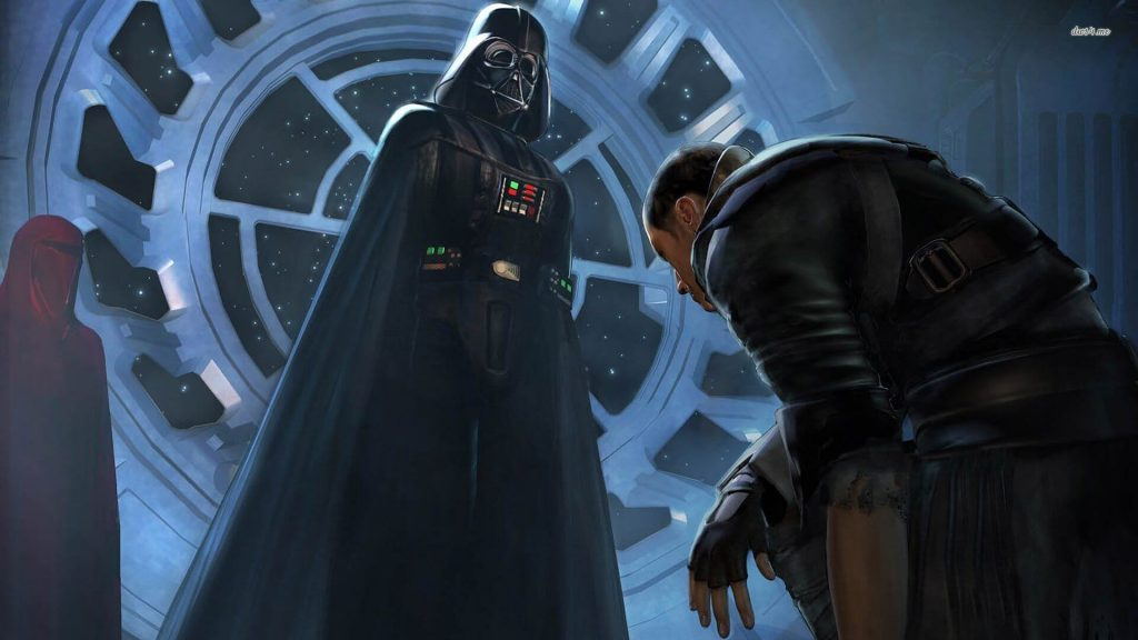 Дарт Вейдер – Star Wars: The Force Unleashed