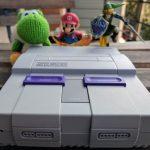Новый игровой картридж к классической Nintendo