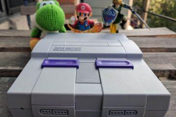 Появился новый игровой картридж к классической Nintendo