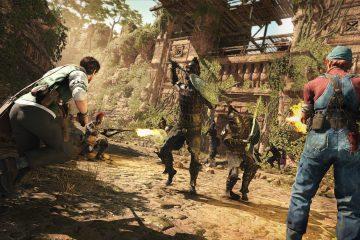 Полный обзор геймплея в новом трейлере Strange Brigade