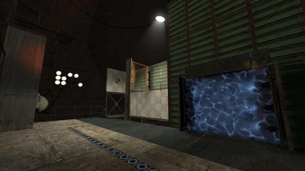 Первый эпизод мода Portal: After Hours запущен в мастерской Steam