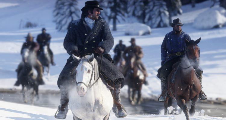 Red Dead Redemption 2: вышел 6-минутный ролик геймплея