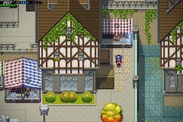 Релиз научно-фантастической ролевой игры CrossCode с 2D графикой запланирован на 20 сентября